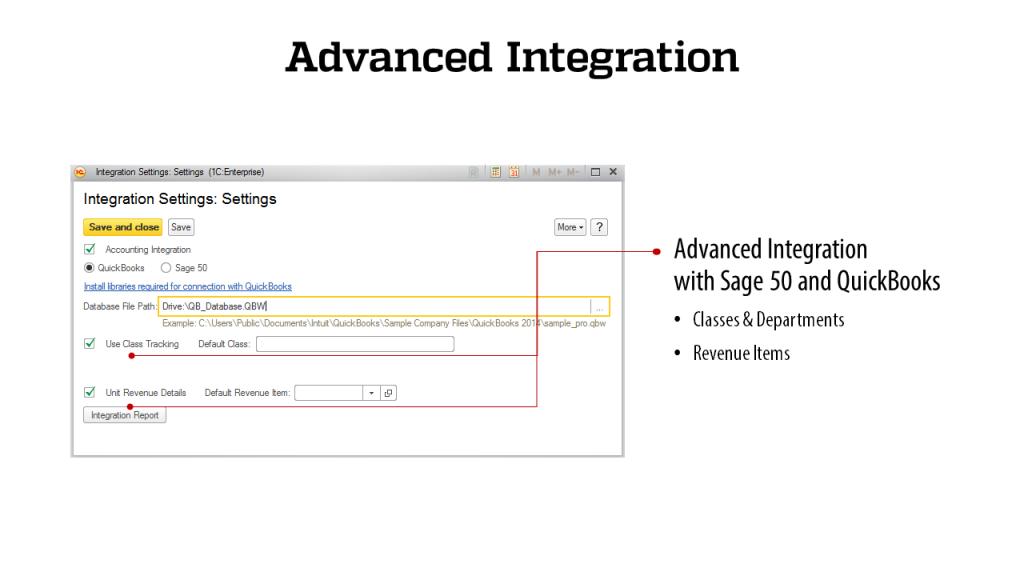 Integration - RigER - Oilfield Rental Software