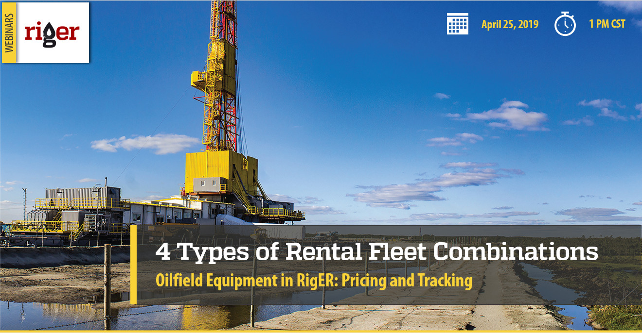 4 Types Rental Fleet Combos