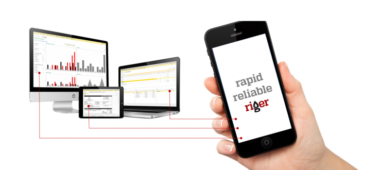 RigER Mobile 1.4 Oilfield Digital Signature