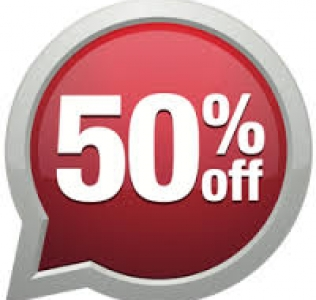 Get 50% Discount on RigER