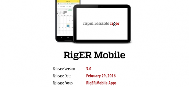 RigER Mobile