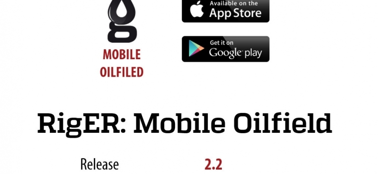 RigER Mobile Oilfield 2.2