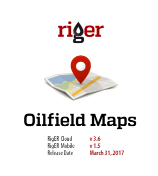 RigER 3.6 Oilfield Maps