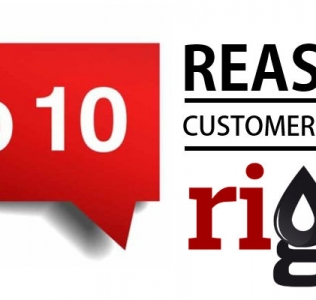 10 Reasons to Choose RigER!