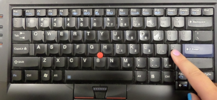 RigER Hot Keys