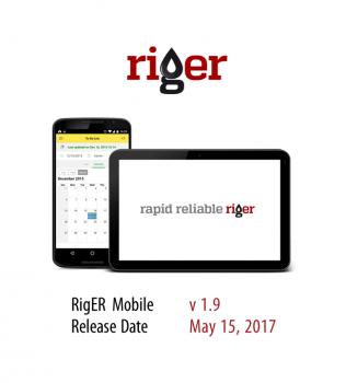 RigER Mobile 1.9