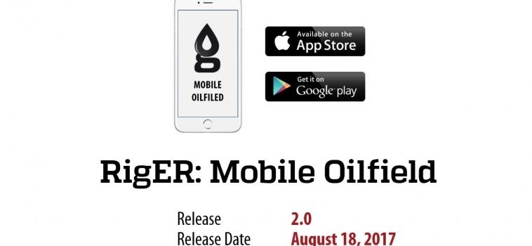 RigER Mobile Oilfield 2.0
