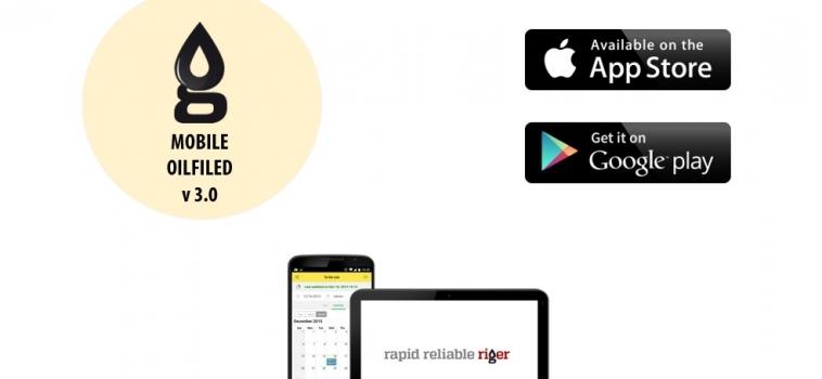 RigER Mobile Oilfield v 3.0