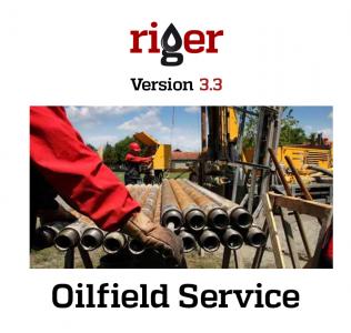 RigER 3.3 Oilfield Service