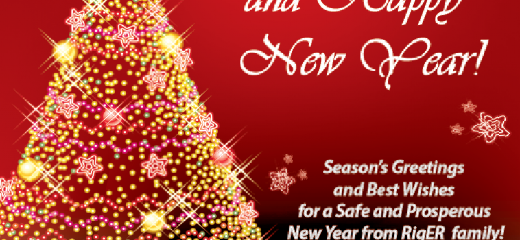 Season's Greetings from RigER!