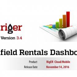 RigER 3.4 Oilfield Rentals Dashboard