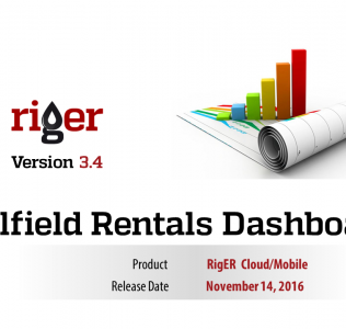 RigER 3.4 Oilfield Rentals Dashboard